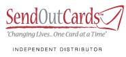 sendOutCards independent distributor