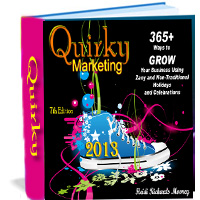 Quirky Marketing Calendar